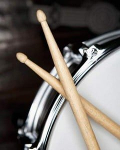 Drum Sticks for Lessons