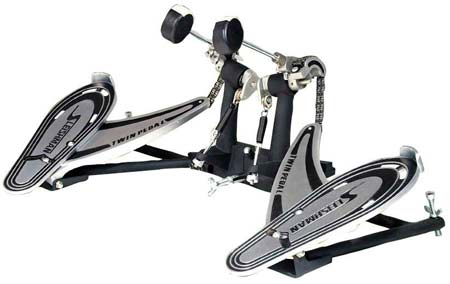 Twin Bass Drum Pedals