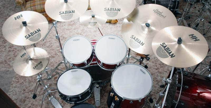 How to Setup Your Cymbals Ergonomically